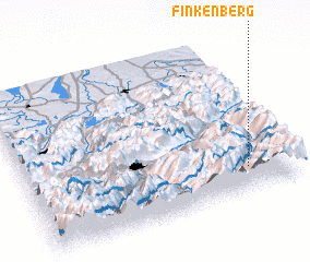 3d view of Finkenberg