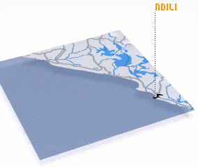 3d view of Ndili