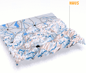 3d view of Haus