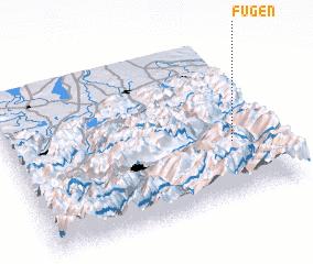 3d view of Fügen