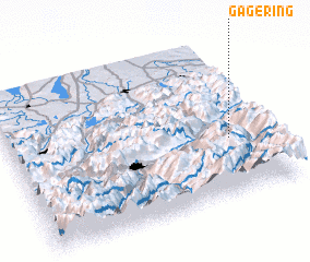 3d view of Gagering