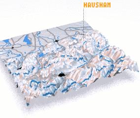 3d view of Hausham