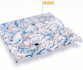 3d view of Kreuz