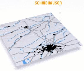 3d view of Schmidhausen
