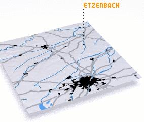 3d view of Etzenbach