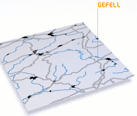 3d view of Gefell