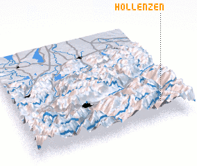 3d view of Hollenzen