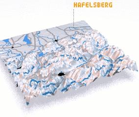 3d view of Hafelsberg