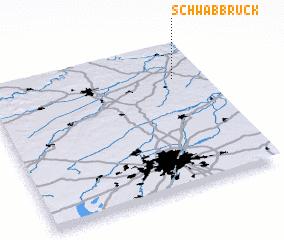 3d view of Schwabbruck