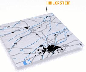 3d view of Ihrlerstein
