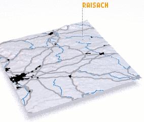 3d view of Raisach