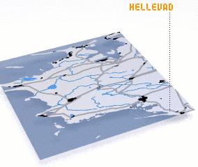 3d view of Hellevad