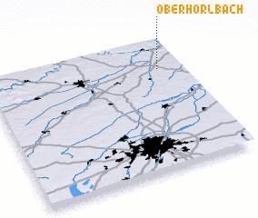 3d view of Oberhörlbach
