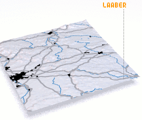 3d view of Laaber