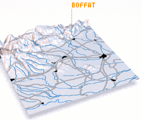 3d view of Boffat