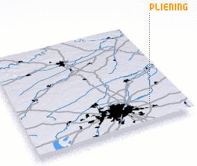 3d view of Pliening