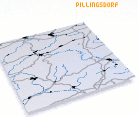 3d view of Pillingsdorf
