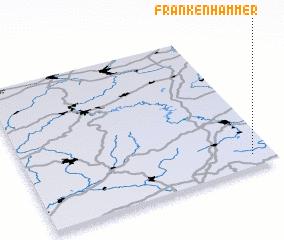 3d view of Frankenhammer