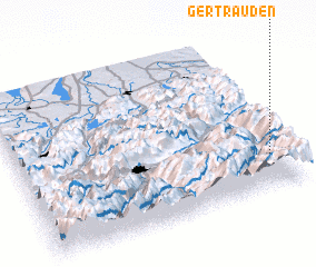 3d view of Gertrauden