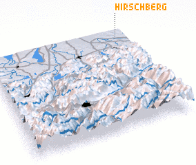 3d view of Hirschberg