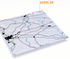 3d view of Wurmloh