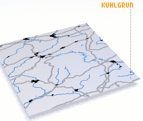 3d view of Kühlgrün