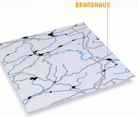 3d view of Brandhaus
