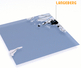 3d view of Långeberg