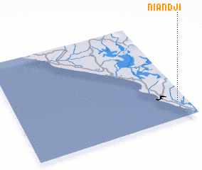 3d view of Niandji