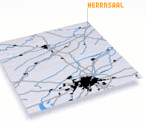 3d view of Herrnsaal