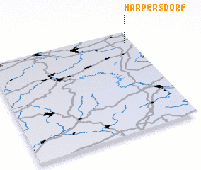 3d view of Harpersdorf