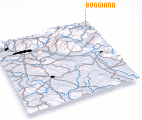 3d view of Buggiana
