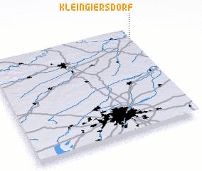 3d view of Kleingiersdorf