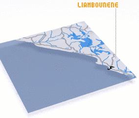 3d view of Liambou-Néné