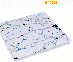 3d view of Badetz