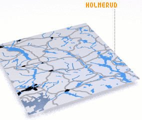 3d view of Holmerud