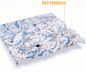 3d view of Rattenberg