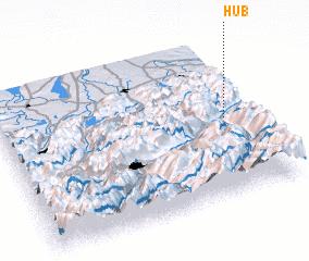 3d view of Hub