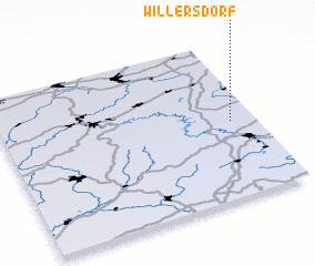 3d view of Willersdorf