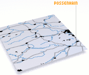 3d view of Possenhain