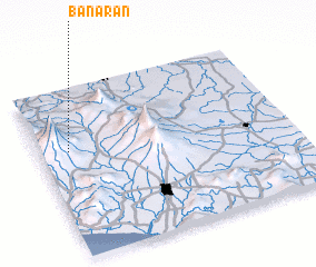 3d view of Banaran