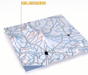 3d view of Kaliangkrik