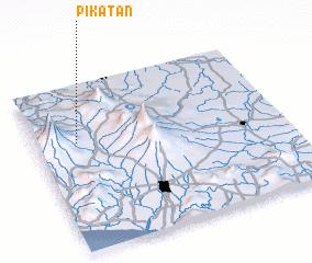 3d view of Pikatan