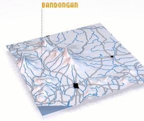 3d view of Bandongan