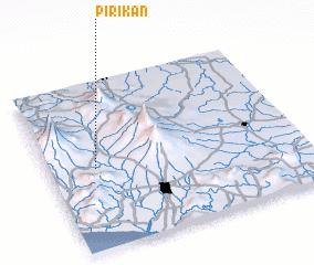 3d view of Pirikan