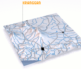 3d view of Kranggan