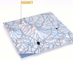 3d view of Nguwet