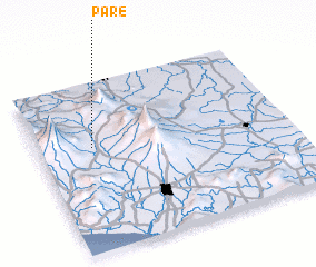 3d view of Pare