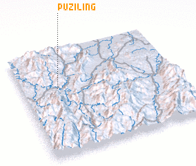 3d view of Puziling