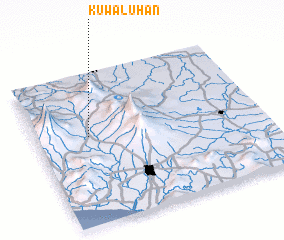 3d view of Kuwaluhan